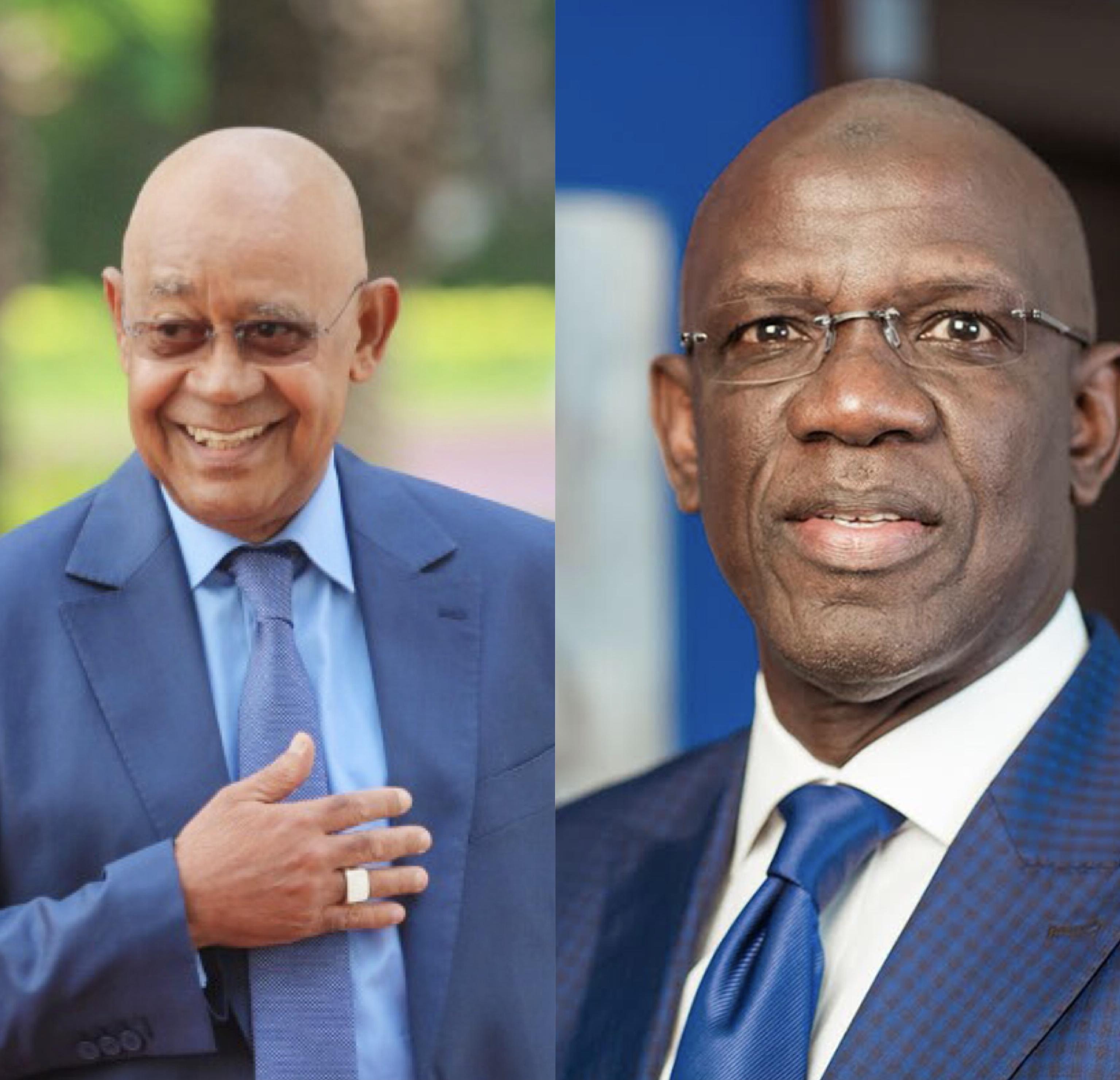"""Attaque """"Saleh"""" contre Me Mame Adama Guèye / Macky défendu par son directeur de cabinet politique : Que cherche t'il?"""