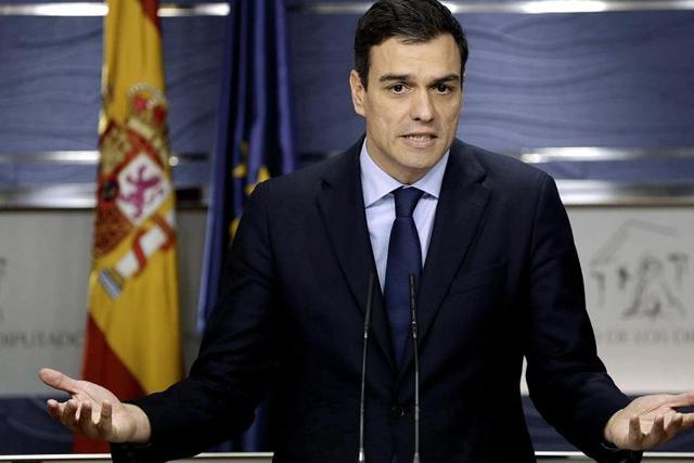 Espagne : Pedro Sanchez, nouveau président du gouvernement