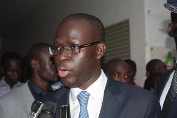 """Cheikh Bamba Dièye : """"On est spécialiste pour ratifier des conventions, mais l'application fait toujours problème!"""""""