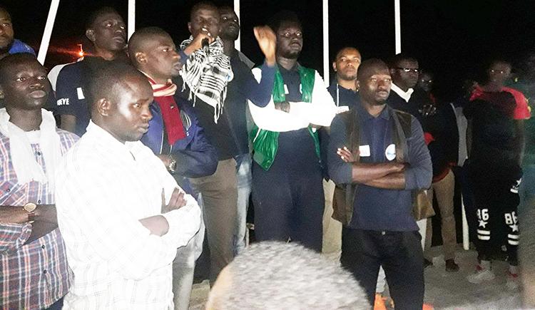 """UGB : la """"grève illimitée"""" des étudiants reconduite"""
