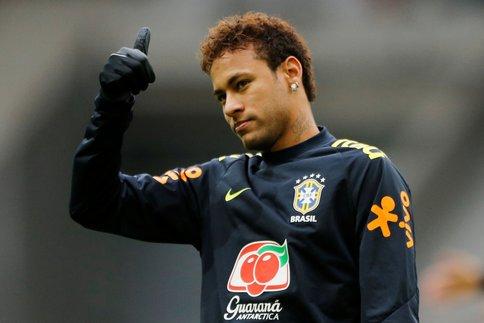 Seleçao : Neymar fera son retour demain contre la Croatie