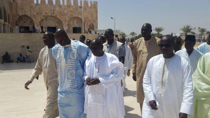TOUBA - Idrissa Seck annoncé ce lundi dans la cité religieuse