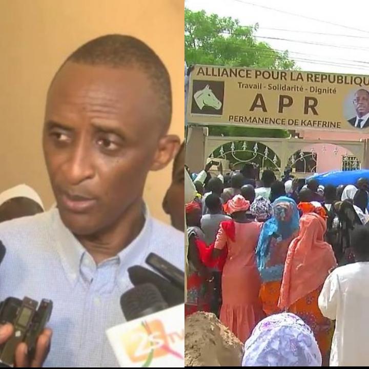 POLITIQUE - L'Apr de Kaffrine se dote d'une permanence et compte taire ses querelles pour la réélection du Président Macky Sall