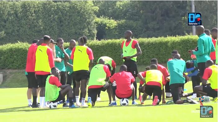 RUSSIE 2018 : Aliou Cissé confirme ses 23 pour la Coupe du Monde, la liste envoyée à la FIFA