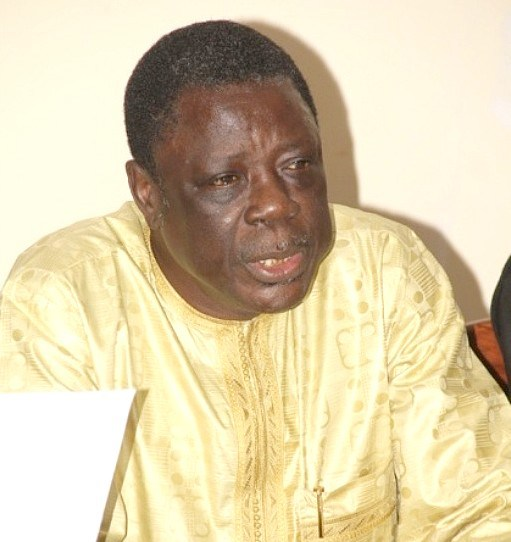 GRAND-YOFF : Ousmane T. Dieng et Mimi Touré présentent les condoléances de Macky Sall à Me Ousmane Sèye