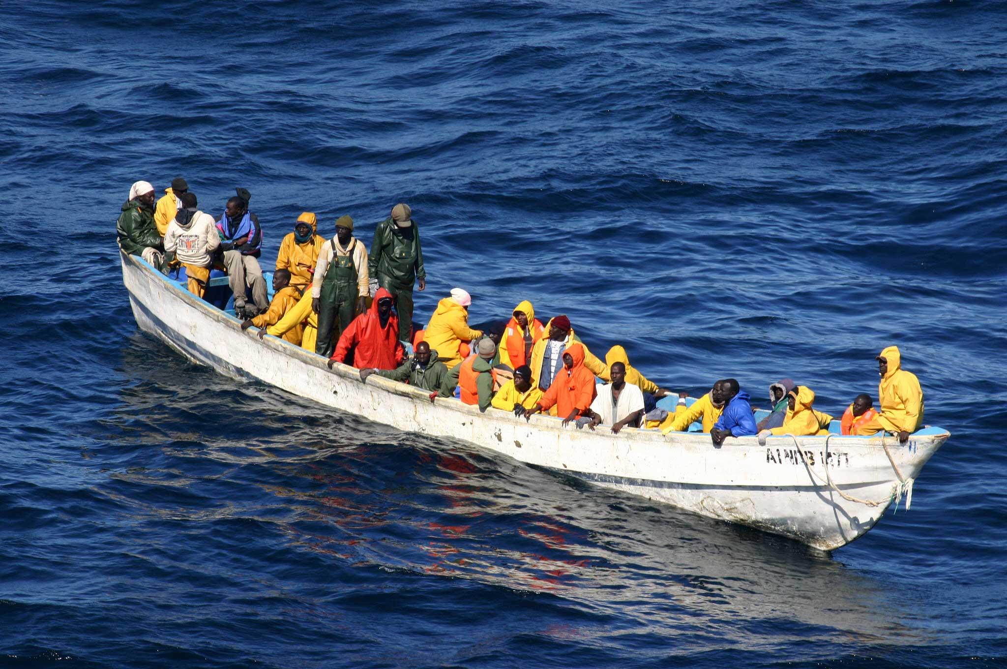 IMMIGRATION CLANDESTINE : Une cinquantaine de Sénégalais arrêtés à Nouadhibou (Mauritanie)