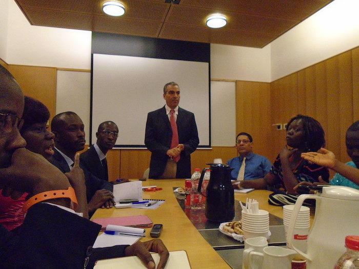 Israël veut contribuer au développement de l'Afrique (Gideon Behar, Division Afrique de la diplomatie Israélienne)