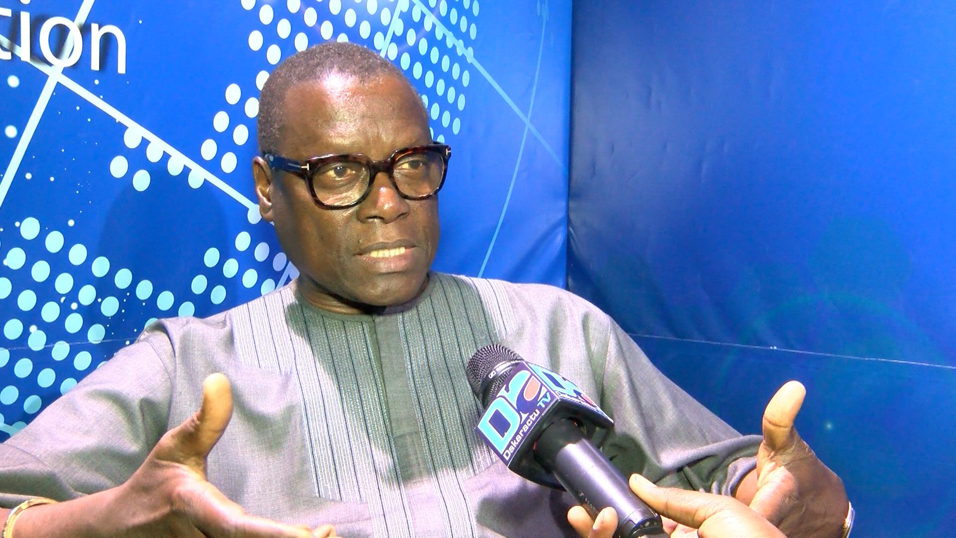 Présidentielle 2019 : Pierre Goudiaby Atepa tombe le masque