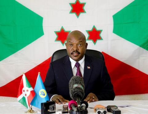 Burundi : Pierre Nkurunziza annonce qu'il ne se représentera pas en 2020