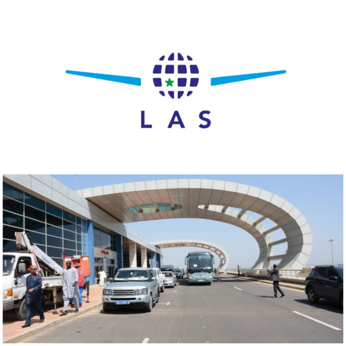 Aéroport de Diass : GLOBAL.COM dément toute résiliation du contrat le liant à LAS