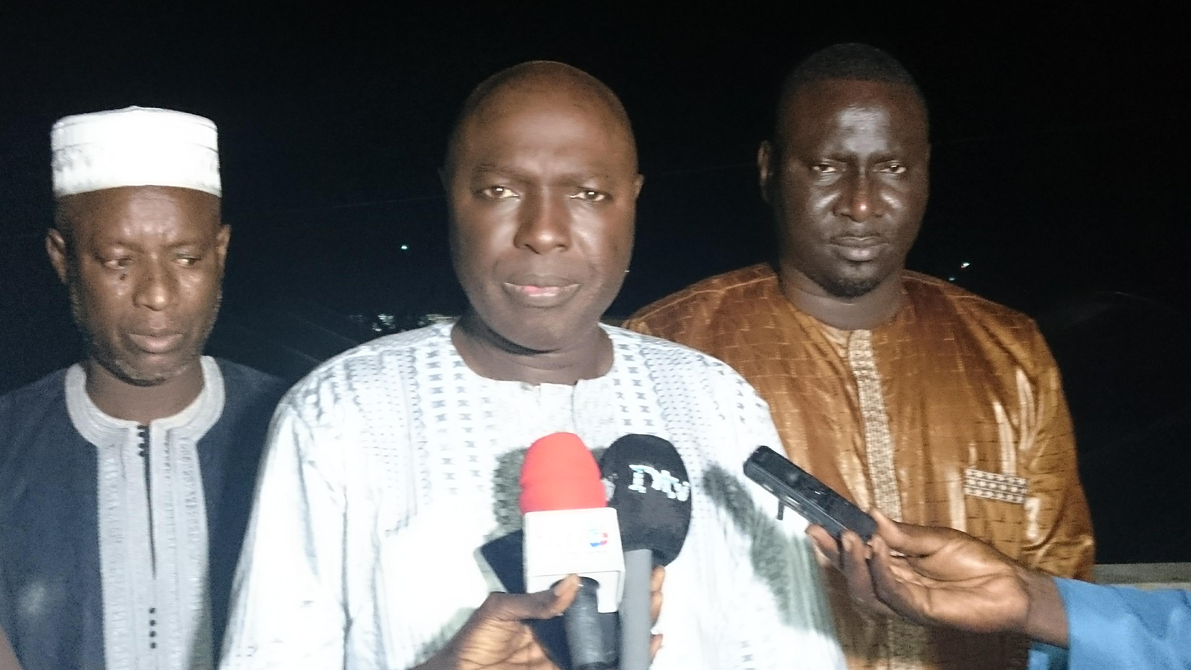 """Dr Arona Coumba Ndoffène Diouf sur la situation des caisses de l'État : """" Ce n'est pas alarmant... Les gens continuent d'avoir leurs salaires, on continue d'acheter le pain au même prix... """""""
