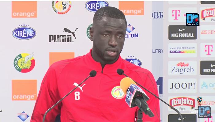 CROATIE/SENEGAL : Cheikhou Kouyaté forfait, Sadio Mané capitaine