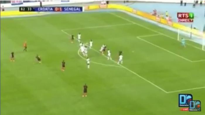 Match amical : La Croatie revient au score (1-1)
