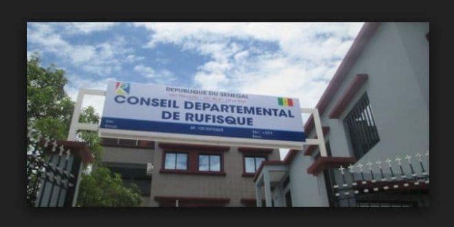 Rufisque : Le Conseil départemental expulsé de son siège…