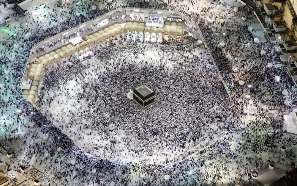 La mecque : un jeune homme se suicide du haut de la grande mosquée