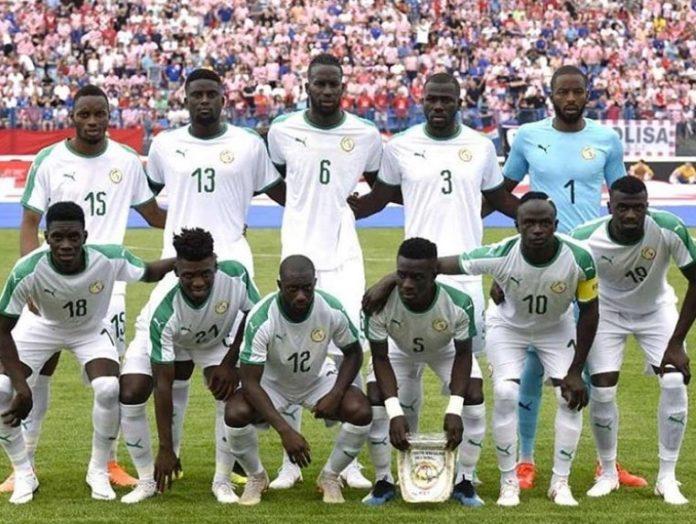 Mondial 2018/amical : Le Sénégal bat la Corée du Sud (2-0)