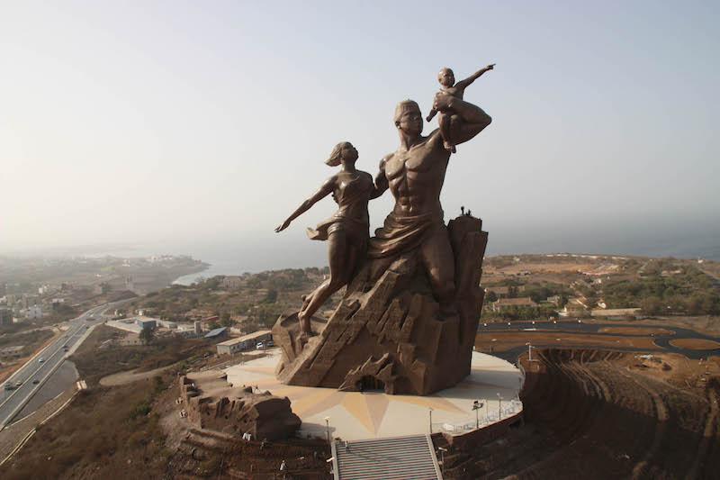 Le Sénégal suspend le visa des 28 agents de Mansudae Overseas (Mo), la société qui a construit le Monument de la Renaissance