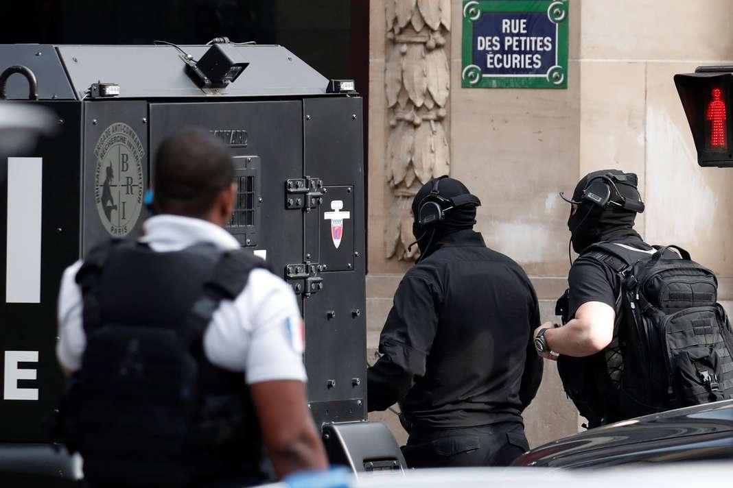 Paris : le forcené interpellé, les otages sains et saufs