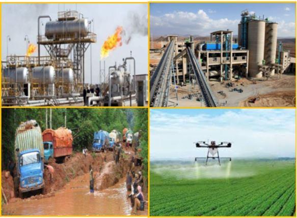 A l'heure de l'émergence des économies africaines:  Comprendre et maîtriser les risques potentiels affectant les grands projets d'infrastructures.