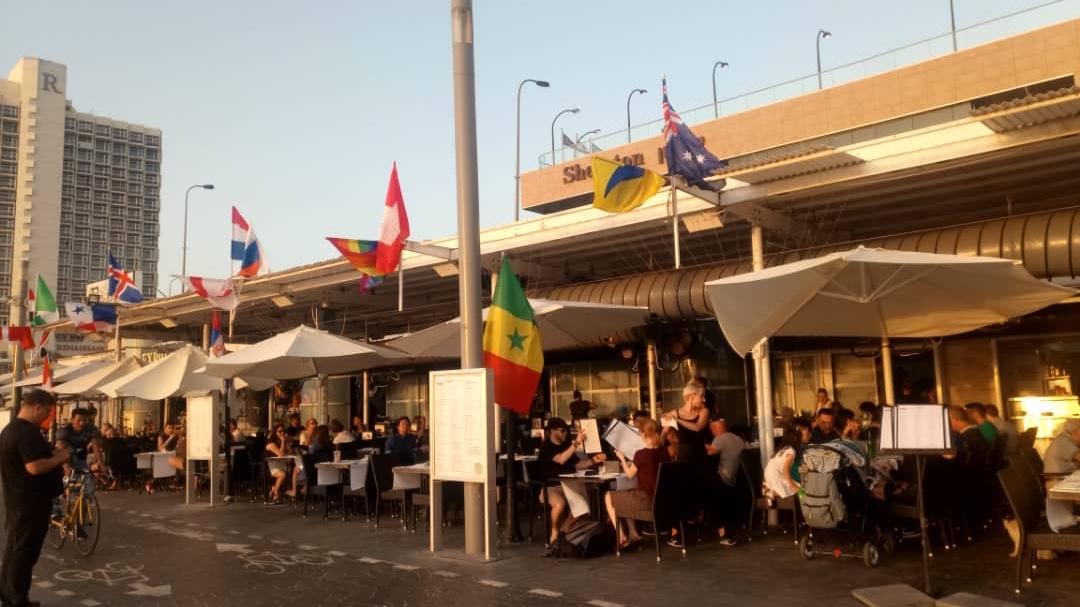 Tel-Aviv : Le drapeau du Sénégal flotte au défilé de la Gay Pride, le dernier vendredi du mois de Ramadan