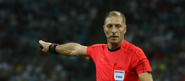 COUPE DU MONDE 2018 : Nestor Pitana arbitrera le match d'ouverture