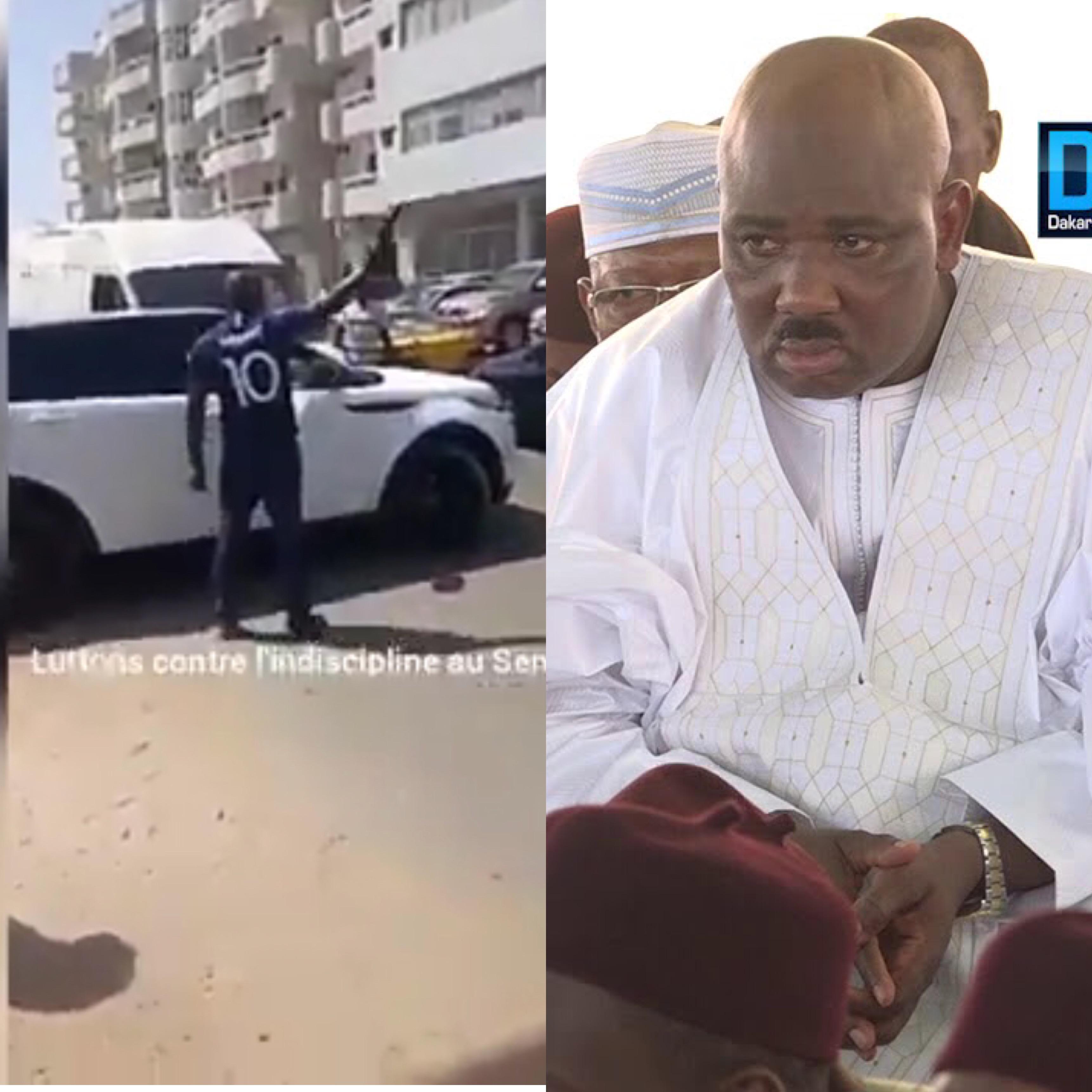 NON! L'homme armé de Sacré-Coeur n'est pas le fils du député Farba Ngom