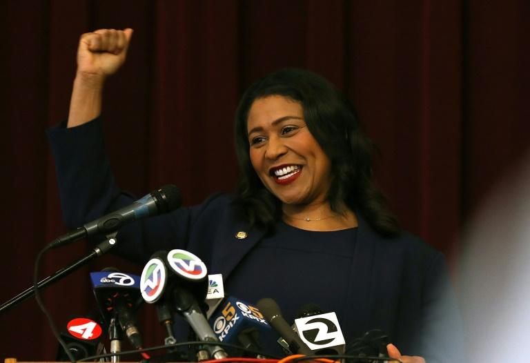 San Francisco élit pour la première fois une femme noire comme maire