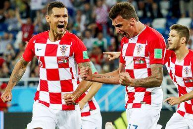 RUSSIE 2018 : Croatie bat Nigéria (2-0)