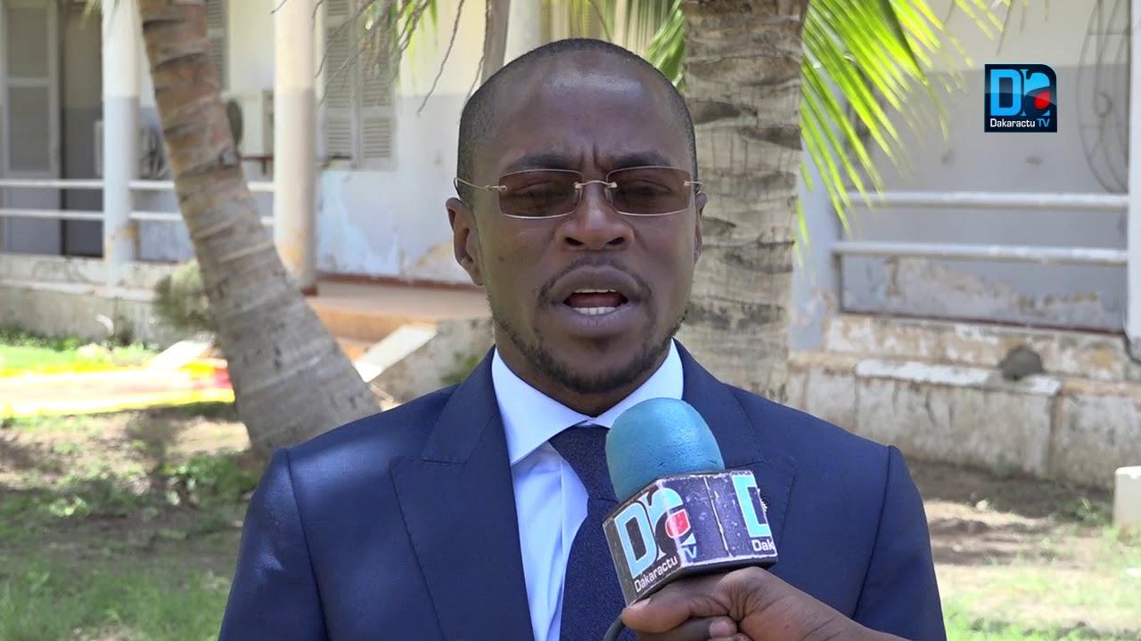 ABDOU MBOW RÉPOND À KARIM : ' On ne peut pas se permettre de faire des deals avec quelqu'un qui a pillé les ressources de ce pays... Il n'a qu'à venir! '