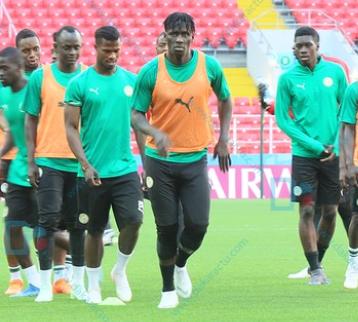 """Aliou Cissé : """"Kara Mbodj n'est plus blessé. Il est apte et en état de jouer"""""""