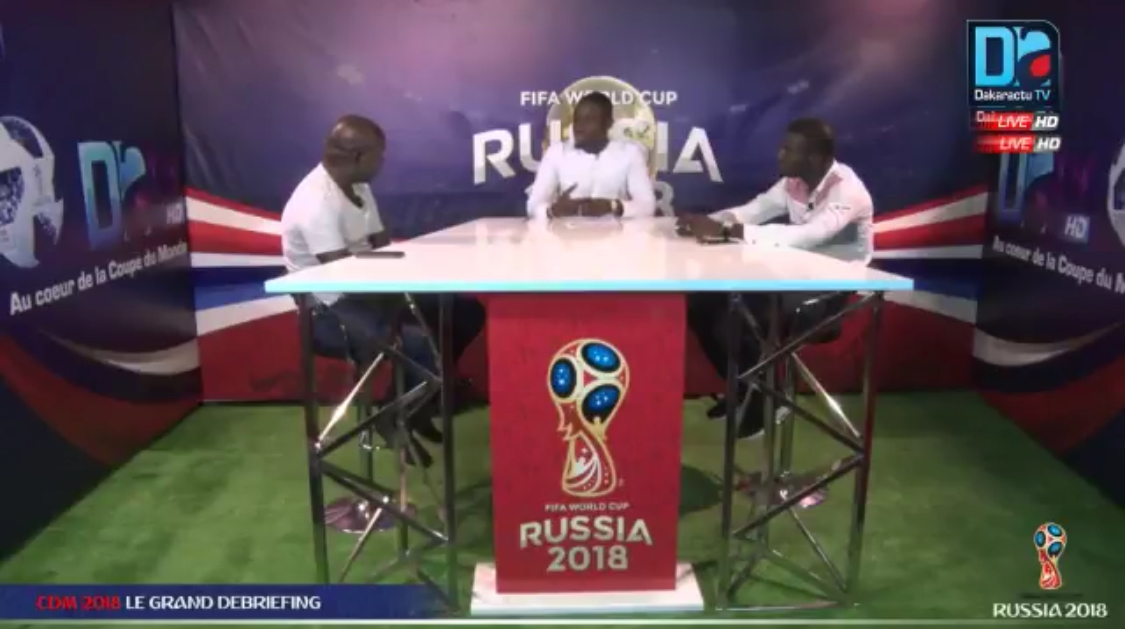 replay coupe du monde russia 2018 revivez le grand d briefing. Black Bedroom Furniture Sets. Home Design Ideas