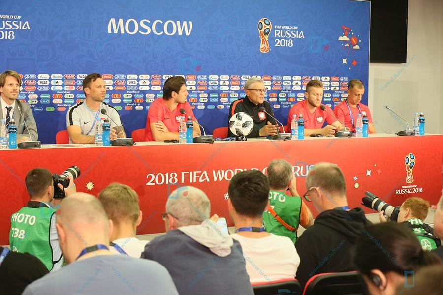 """""""Lewandowski est important, mais le plus important, c'est le collectif"""" (Adam Nawalka)"""