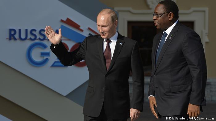 MOSCOU : Le président Macky Sall reçu par Poutine demain