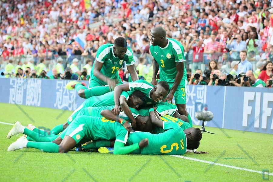 Coupe du monde : Le Sénégal double la mise grâce à Mbaye Niang