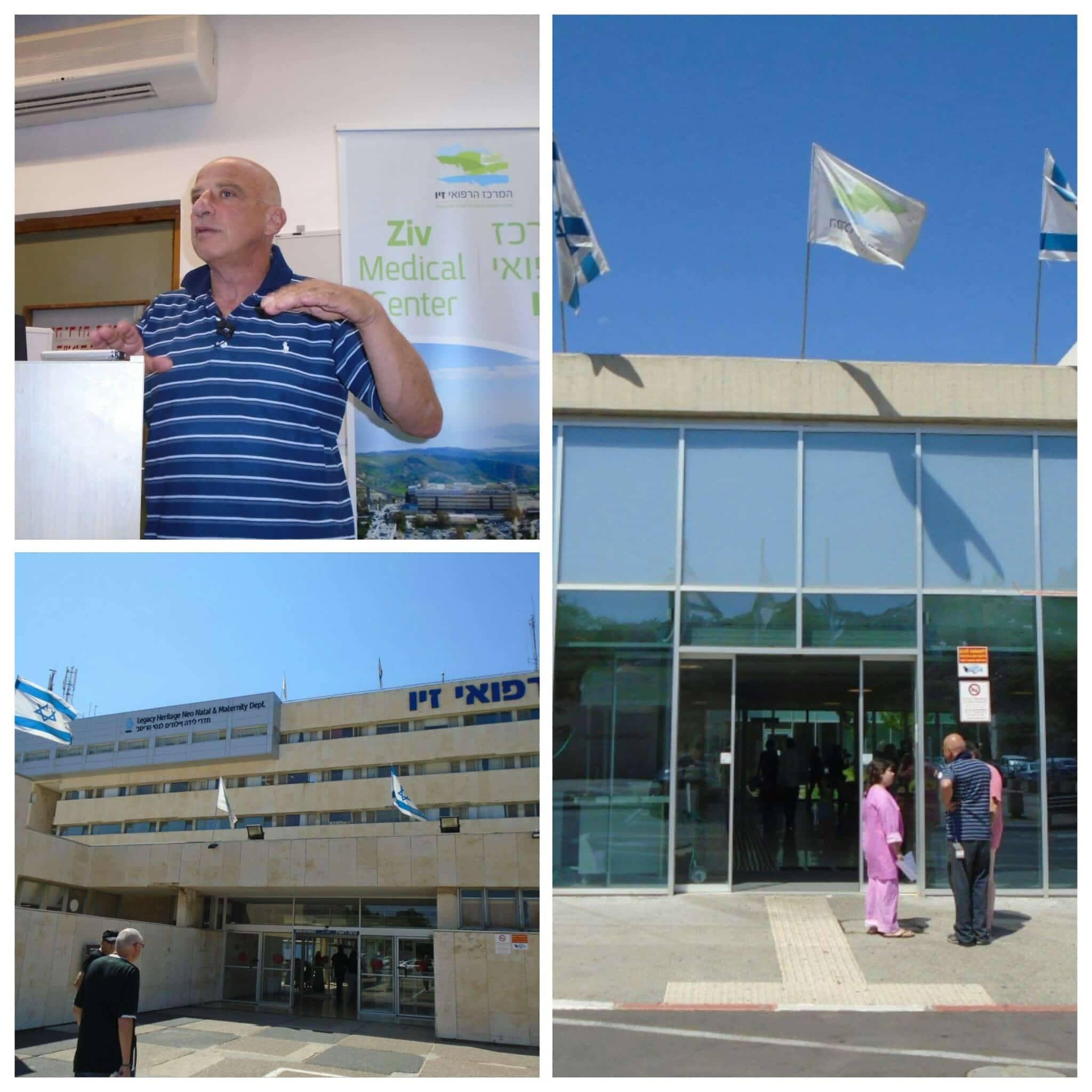 Carnet de route / Israël au delà du conflit …