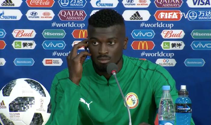"""Mbaye Niang : """"Cette victoire est le fruit d'un travail collectif"""""""