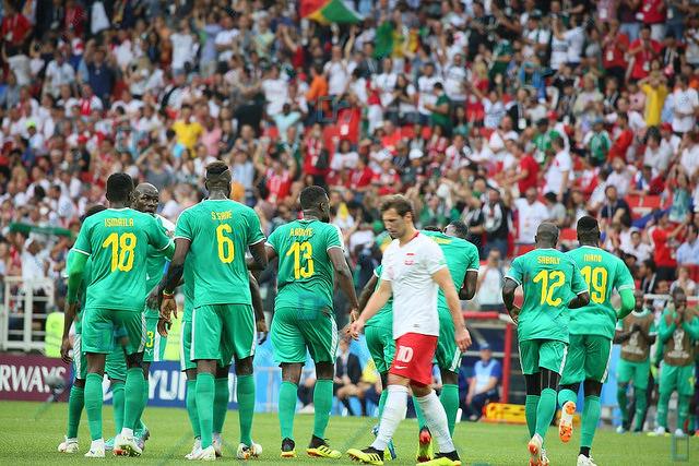 Coupe du monde 2018 : Les tops du Sénégal après la victoire contre la Pologne
