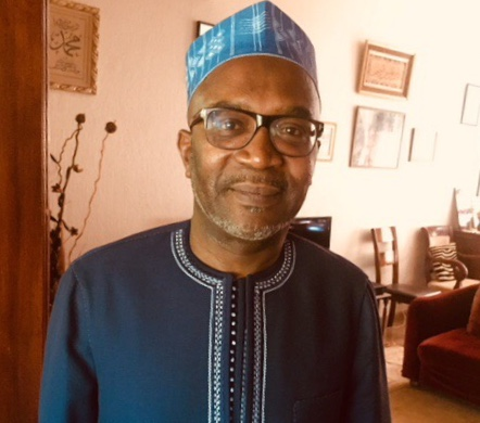 Commentaire de texte... (Par Amadou Tidiane Wone)