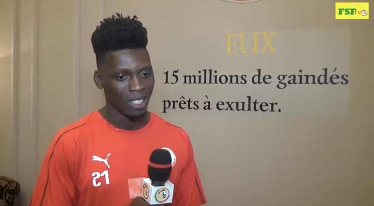 Lamine Gassama : «Pas de problème avec le coach»