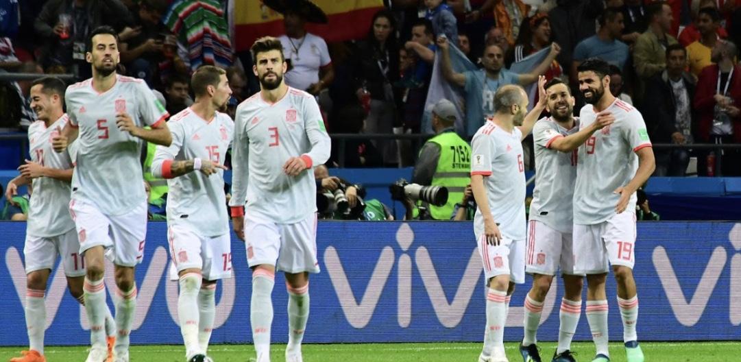 Coupe du monde : l'Espagne bat l'Iran (1-0) et rejoint le Portugal en tête du groupe B