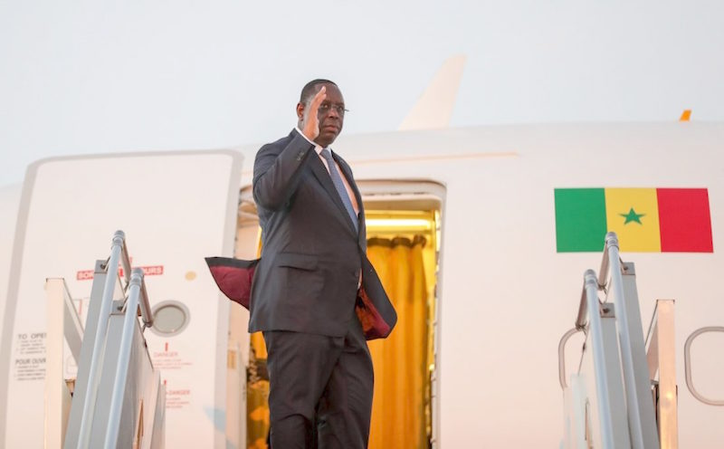Coupe du monde : Le président Macky Sall écourte son voyage en Russie pour se rendre au Maroc