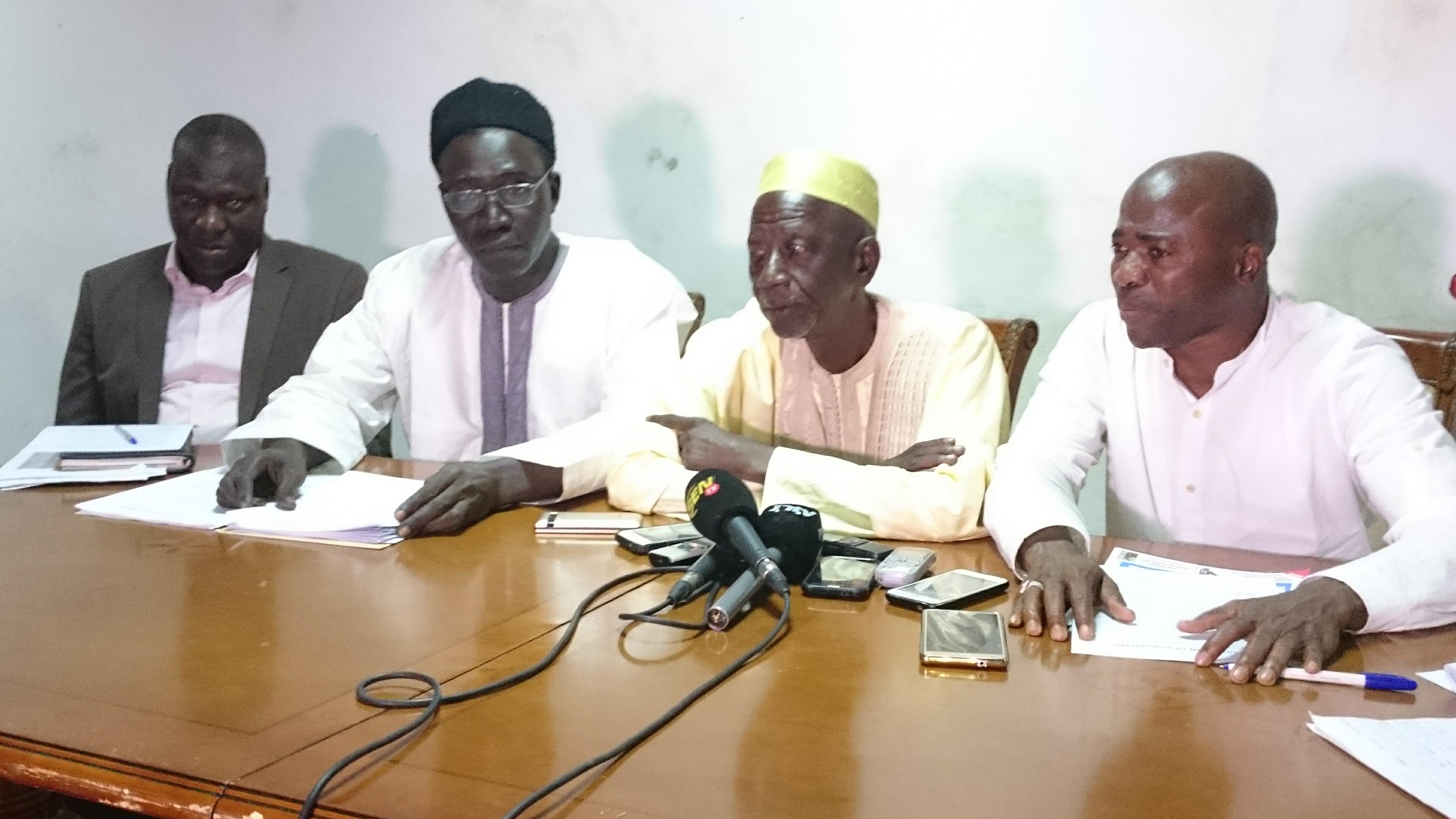 Nioro : Le collectif des maires Apr compte sur les populations pour que le département absorbe les 350 millions de la DER