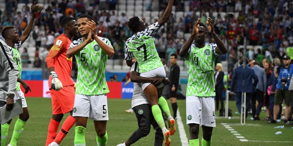 Coupe du monde : Le Nigéria bat l'Islande (2-0)