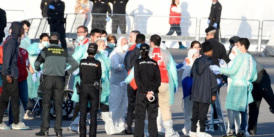 Bruxelles : la question migratoire au centre d'une vive polémique entre la France et l'Italie