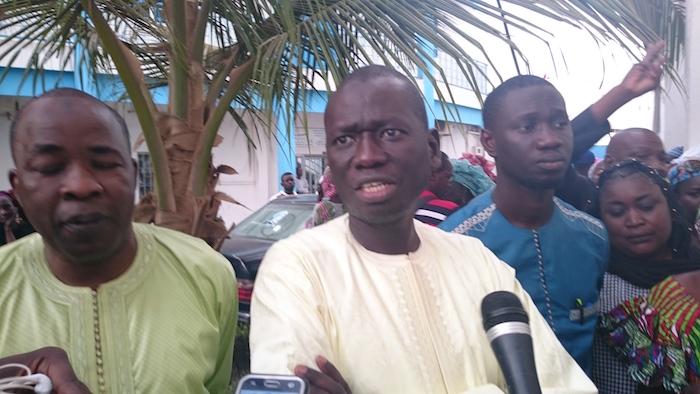 """Serigne Mboup, président de la chambre de commerce de Kaolack : """"Je n'écarte pas d'être candidat à la mairie de Kaolack, mais..."""""""