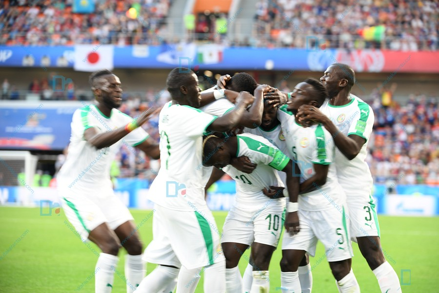 Coupe du monde : Le Sénégal ouvre le score