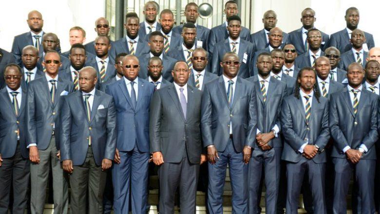 MATCH NUL CONTRE LE JAPON : Le message d'encouragement du Président Macky Sall aux Lions du Sénégal