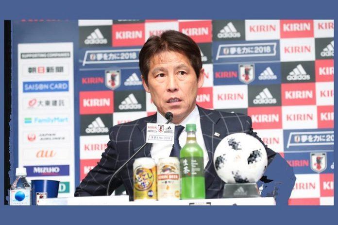 Akira Nishino après le match nul face au Sénégal : « C'est un bon point »