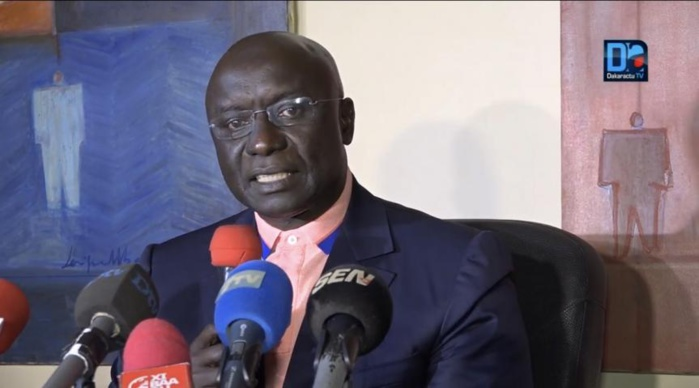 Idrissa Seck exprime ses encouragements et sa confiance aux Lions