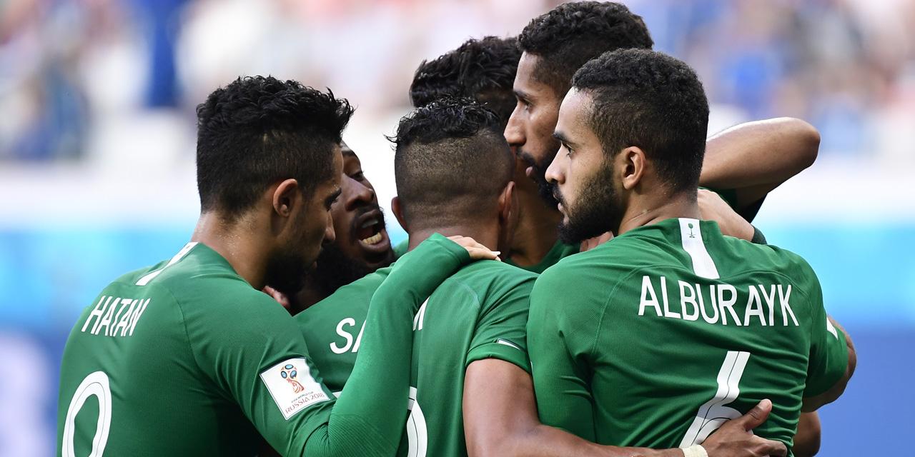 COUPE DU MONDE : Arabie Saoudite bat l'Egypte (2-1)
